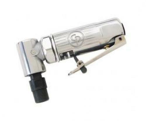 "CHICAGO PNEUMATIC 875 Mini Angle Air Die Grinder 1//4/"" CP875"