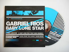 GABRIEL RIOS : BABY LONE STAR [ CD SINGLE ] ~ PORT GRATUIT !
