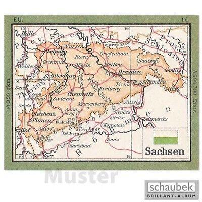 MüHsam Schaubek Briefmarken-geographie-wandkarte 100 Cm Am04-k100 Zubehör