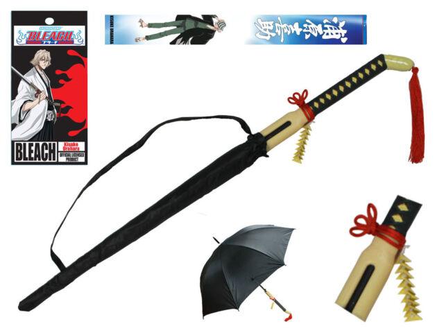 The Official Licensed Bleach Sword Handle Umbrella Toshiro Hitsugaya For Sale Online Ebay