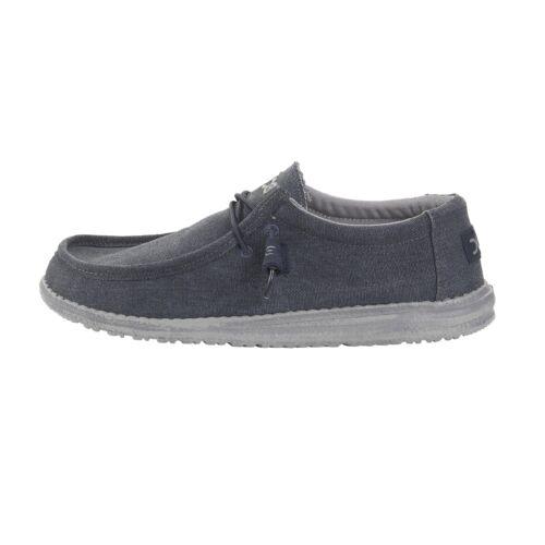 Classic Mens Dude Shoes Wally Hey Oceano gq8ZZ