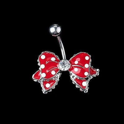 Fashion Body Piercing Surgical Jewelry Steel Navel Ring Belly Button Bar Star
