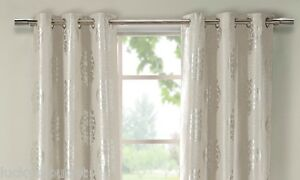 Metallic Duck River Hastings Grommet Top Blackout Curtain
