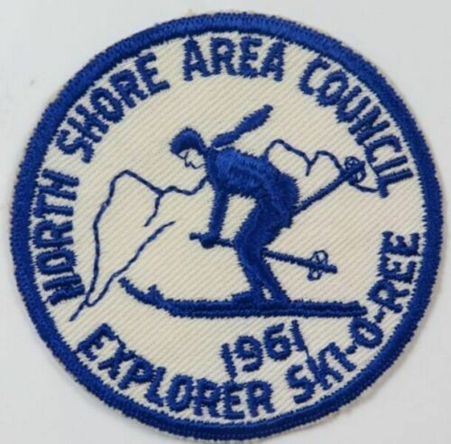 H3398 North Shore Area Council 1961 Explorer Ski-O-Ree