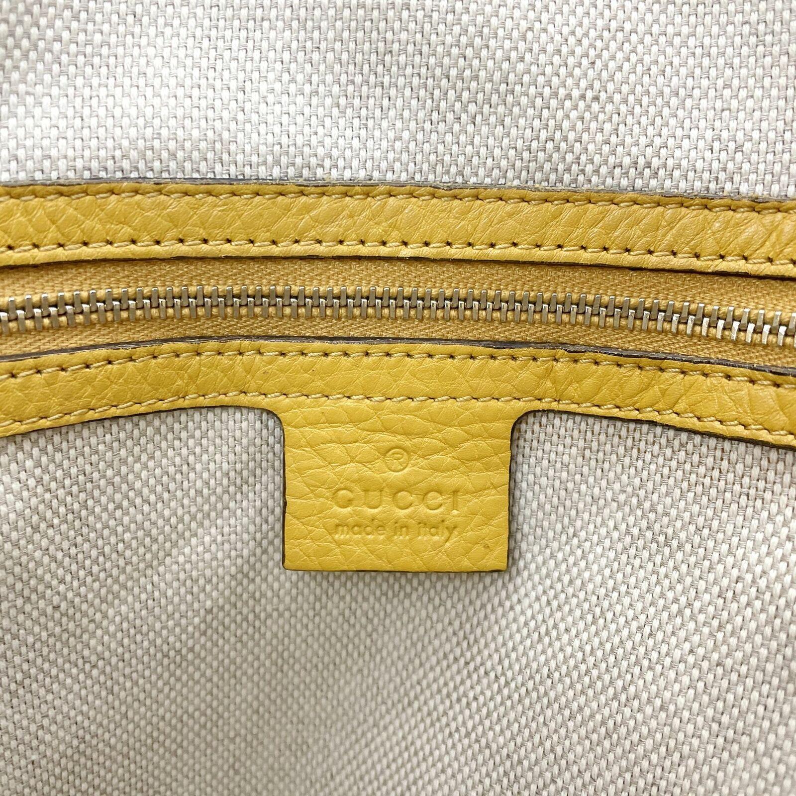 Gucci GG Canvas Diana Bamboo Shoulder Bag - Beige… - image 11