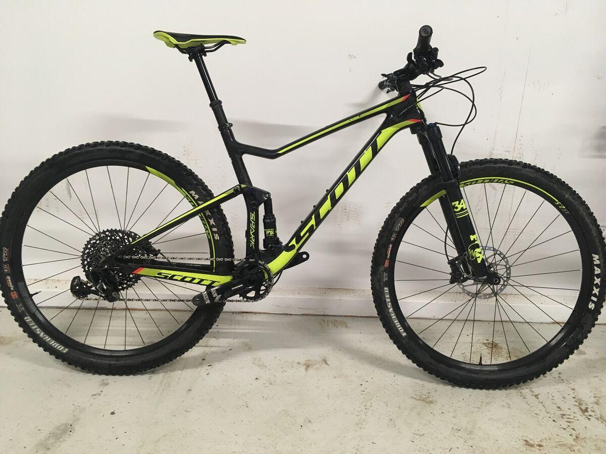 2020 Scott Spark 960 29 Mountain Bike - Trail Full