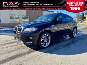 2014 BMW X6 XDrive35i M Sport Navigation/SunroofLeather