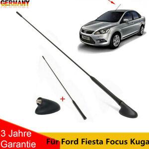 Antenne Für Ford Fiesta Focus Kuga Mondeo Ka Transit Radio Antennenfuss Adapter Ebay