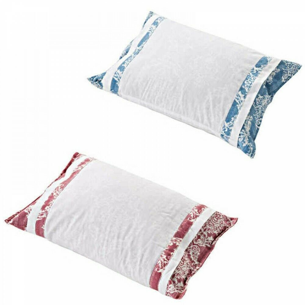 Japanese Sobakawa Pillow Removable Pillowcase Ornament 2 Farbes Japan Tracking