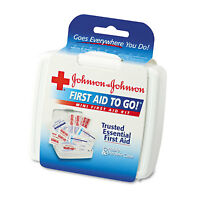 Johnson & Johnson First Aid-to-go Mini First Aid Kit
