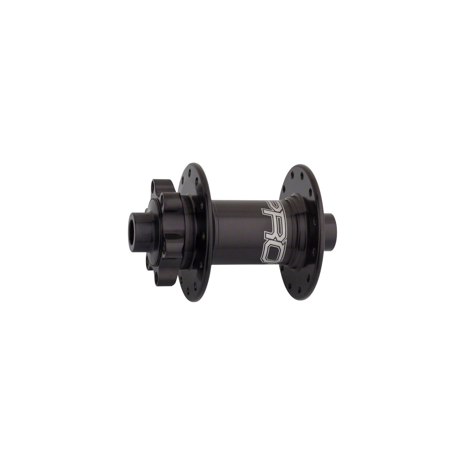 Concentrador de disco delantero Hope Pro 4 Eje 12mm 24h Negro