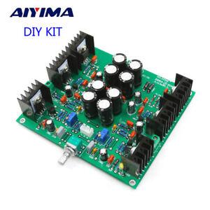 Details about DIY Kit JLH HOOD1969 Class A Headphone Amplifier Board Preamp  AMP Board
