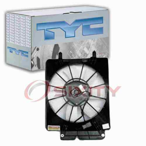 TYC AC Condenser Fan Assembly for 2002-2006 Honda CR-V Heating Air os