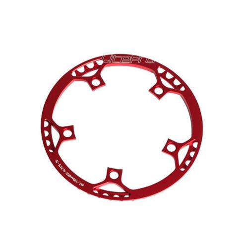 Single Teeth 45//47//53//56//58T Folding Bike Bicycle Chainring Chain Wheels 130BCD