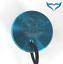 """Indexbild 6 - Verschlusskappe Atemregler DIN G5/8"""" 1.Stufe Poseidon Alu silber rot blau Kappe"""