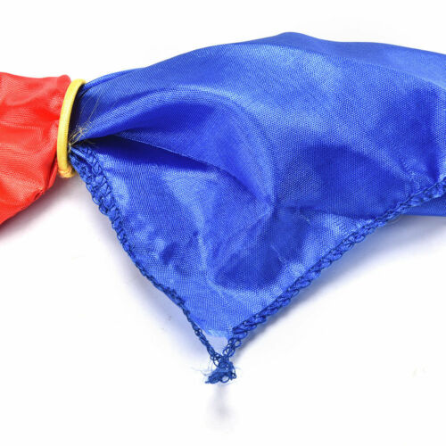Change Color Silk Magic Trick Joke Props Tools Magician Supplies Toy WFIT