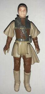 Figurine Star Wars Vintage Leia Boushh no COO 1983 Kenner SW B-2 no Vador Boba