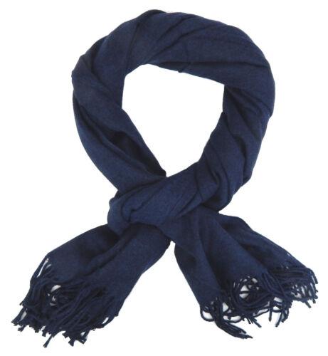 Messieurs écharpe bleu by Ella Jonte doux Noble écharpe hiver echarpe laine cachemire