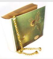 Kirks Folly Qvc Fairy Secrets Signed Photo Album In Box Retired & Very Rare