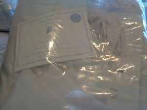 2 Pottery Barn Kids Lucy Velvet Blackout Ivory Drapes