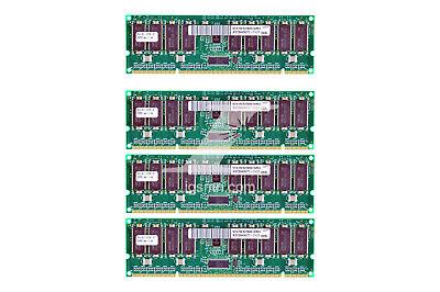 8x128MB DIMMS 501-3136 Warranty Sun X7004A 4x KITS = 1GB  ~ Server Memory