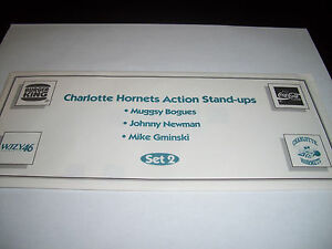Charlotte-Hornets-Action-Stand-ups-Set-2-Bogues-Newman-Gminski-Burger-King-Coke