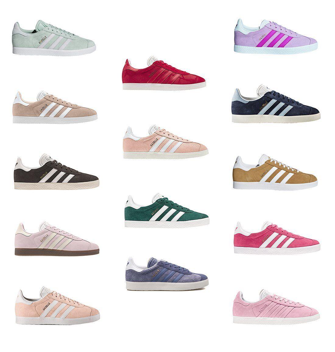 Adidas Originals Gazelle Turnschuhe Herren Damen Kinder Freizeitschuhe Turnschuhe