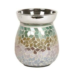 Diamond-Tricolour-Electric-Wax-Warmer-Burner-amp-10-Handpoured-Scented-Melts-3152