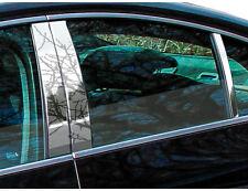 QAA PP11386 Stainless Steel Chrome Pillar Post Trim Kit 6 Pcs S60 11-13