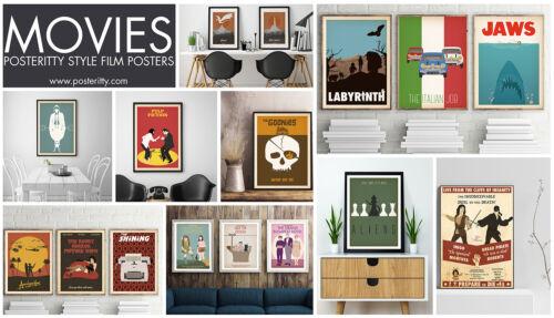 Minimalist Sitcom Poster Print Posteritty Rik Mayall Ade Richie Eddie BOTTOM