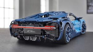 Lego Technic Bugatti Chiron 42083 Lamborghini