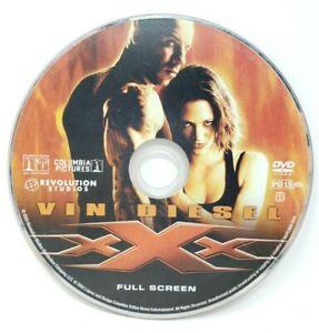 XXX-DVD-Disc-Only-2002-Fullscreen-Edition