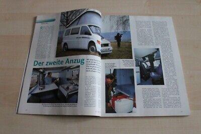 Kenntnisreich Pro Mobil 1713) Mercedes Vito 108 D Fischer Toro Mit 79ps Im Test Auf 3 Seiten Modischer (In) Stil;