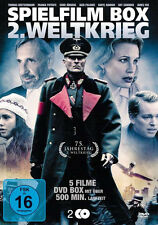 5 Film di guerra LUNGOMETRAGGIO BOX 2. GUERRA MONDIALE Campos EICHMANN