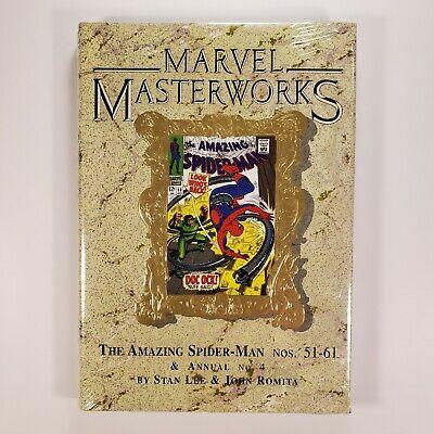 MMW Marvel Masterworks Amazing Spider-Man HC Volume 19 NEW /& Sealed Hardcover