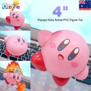 """1x Popopo Kirby 4/""""//10cm PVC Figure Anime Toy Gift Nendoroid #544 Birthday Gift"""