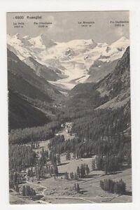 Switzerland-Rosegtal-Postcard-B203