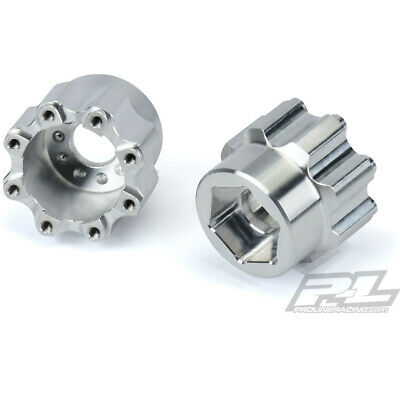 """NEW Pro-Line 8x32 to 17mm 1//2/"""" Offset Hex Adapters FREE US SHIP"""