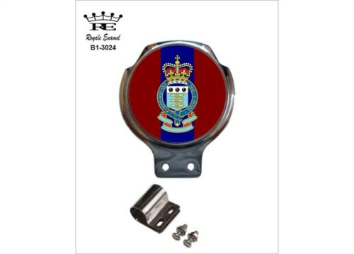 Royale Military Car Bar Badge - ROYAL ARMY ORDNANCE CORPS - B1.3024