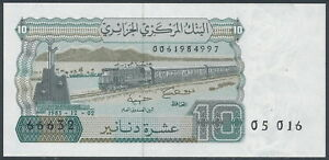 Algeria-Algerian-17-10-Dinars-1983-UNC-Pick-132a-1