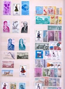 SPAIN STAMPS **MNH