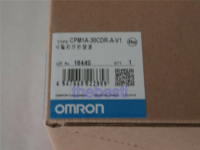 Omron CPM1A-30CDR-A-V1 I//O Module for sale online
