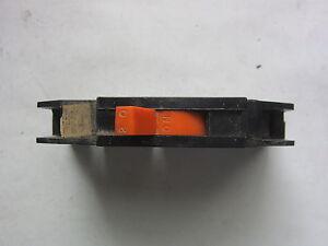Zinsco Q20 Type Q 1p 20a 120//240v Circuit Breaker Used 1-year Warranty