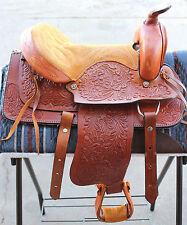 """12"""" Western Kids Saddle Youth Pony Miniature Saddle FREE SHIPPING"""