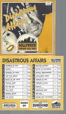 CD-  Roland Baumgartner – Disastrous Affairs