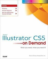 Adobe Illustrator CS5 on Demand-ExLibrary