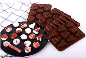 Silicone-Chocolat-Moule-Bac-a-glacons-fondant-moules-A-faire-soi-meme-Gelee-Bonbons-Baking-Mold