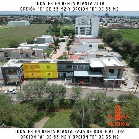 LOCALES EN RENTA EN ZONA SAN TELMO ZONA NORTE PLAZA SANTA MARIA 02PD