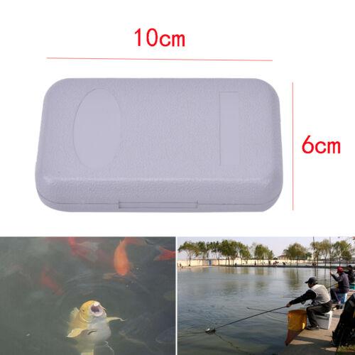 Box Foam Waterproof Plastic Bait Hook single Side Lure Storage Fly Fishing、 F/_X