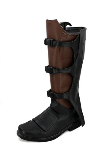 Guardians of The Galaxy Star Lord Peter Quill Cosplay Boots Shoes  MM.